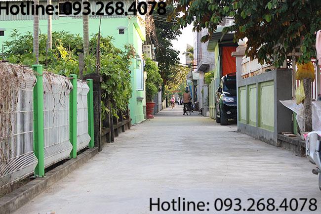 Bán nhà chợ Lũng Đông.hotline:093268478